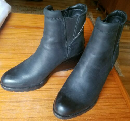 Primary image for Sorel Women's After Hours Chelsea Boot Black USA 9 UK 7 EUR 40 1749141010