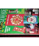 Mccall's Needlework & Crafts Winter 1977 [Paperback] rosemary mcmurtry - $14.95