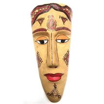 Gond Art Papier Mache  Mask - $72.00
