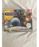 Melissa  And Doug Solar System Floor Puzzle 2 X3 Feet New Sealed - $7.92