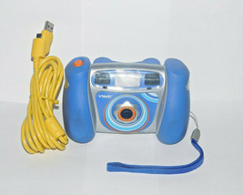 Vtech Kidizoom Camera for Kids Purple Tested & Works with Yellow USB Cab... - $13.95