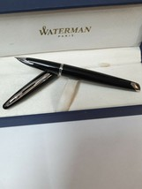 Waterman Carene Black Sea ST 18kt Medium Fountain Pen - $217.80