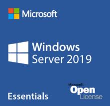 Microsoft Windows Server 2019 Essentials - Key Download - $25.99