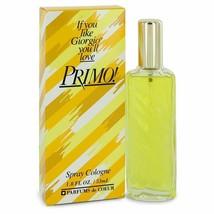 Designer Imposters Primo! by Parfums De Coeur 1.8 oz Cologne Spray - $11.45