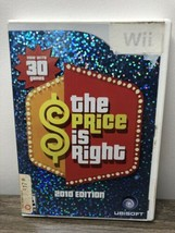 The Price Is Right 2010 Edition Nintendo Wii - Original Case & Manual - $9.89