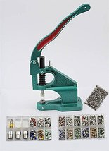 KraftGenius Starter Kit - Stud Setter Plus 1050 Rhinestone Rivets in 3 Sizes and - $196.02
