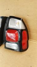 00-04 Mitsubishi Montero Pajero Sport Euro JDM Tail light Lamps Set L&R image 2