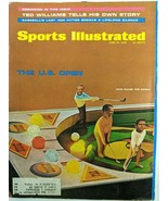 Sports Illustrated June 10 1968 US Open Golf Ted Williams Horse Racing B... - $21.77