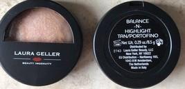 Laura Geller Balance-N-Highlight Baked Powder Foundation  Tan Portofino - $12.99