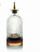 Birdcage Dash Bottle Bitter Glass Liquor Pour Bartender Kit Cocktail Dri... - $19.16
