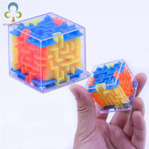 Mini 3D stereo maze puzzle, ball balance balance training hand-eye coord... - $10.79