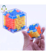 Mini 3D stereo maze puzzle, ball balance balance training hand-eye coord... - $11.99
