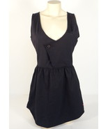 Under Armour Black Ridgley Semi Fitted Swim Cover-up Women's NWT - $37.49