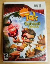 Tak and the Guardians of Gross (Nintendo Wii, 2008) Complete - $5.93