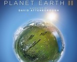 Planet Earth II (Blu-Ray, 2017, 2 discs) Brand New, Free shipping