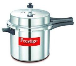 Prestige Popular Aluminum Pressure Cooker, 6.5-Liter - $112.00