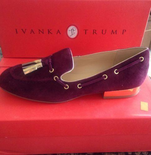 6a477440e694 Ivanka Trump, Flat Shoes, Wine Color and 50 similar items. 12