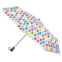 totes Women's Sunguard One-Touch Auto Open Umbrella with Neverwet, Judy ... - $26.63