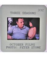 1999 THREE SEASONS Color Movie 35mm SLIDE Harvey Keitel Photo by PETER S... - $10.95