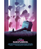 Thor: Ragnarok Screenprinted Poster Mondo Daniel Taylor xx/170 - SOLD OUT! - $116.39