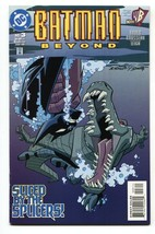 BATMAN BEYOND #3 DC comic book 2000 - $31.53