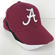 University of Alabama Crimson Tide One-Fit Cap Hat Curved Bill - $21.41