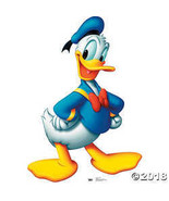 Donald Duck Stand-Up  - $52.49