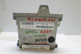 1995-1996 Mercedes C280 Cruise Control Unit 2025454432 Module 04 12D4 - $17.81