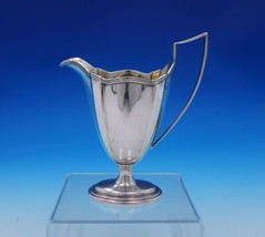 "Plymouth by Gorham Sterling Silver Creamer 6"" Tall x 5"" 3/8 Pint #2414 (#4842) - $259.00"