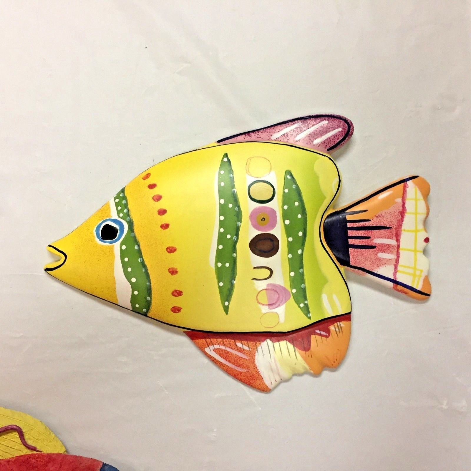 3 Whimsical Fish (1) Lori Siebert Wall ART and 49 similar items