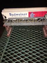 Tyco Bridge .....with The Budweiser Box Train 12.00 - $11.88