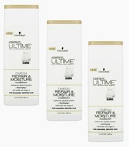 New Schwarzkopf Essence Ultime Hair Omega Repair Moisture Conditioner 13.5 oz Ea - $17.79+