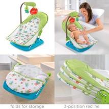 Summer Infant Transat de Bain Avec Barre Jeux Vert/Bleu  - $48.48