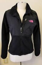 The North Face Jacket Sz.-S 2Tone Black 100%Polyester/Nylon - $19.95