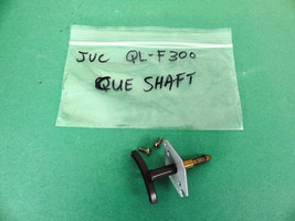 JVC QL-F300 TURNTABLE CUE REST SHAFT ASSEMBLY - $16.51