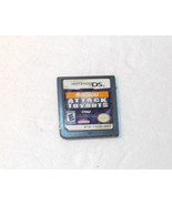 Nintendo DS Nicktoons Attack of the Toybots Game Cartridge Only EUC - $4.40