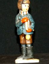 """""""Back to School"""" by Norman Rockwell Figurine AA19-1662 Vintage NR2 image 8"""