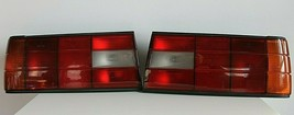 Tail Lights BMW E30 Late Facelift OEM Euro Rear Full Set Taillights Genuine - $275.22