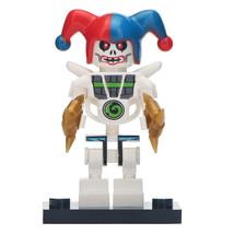 Krazi skeleton the Skulkin Army Ninjago Minifigures Toy Gift for Kids - $2.80