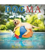 Dogma 2020 Mini Wall Calendar: A Dog's Guide to Life Schmidt, Ron and Se... - $3.87