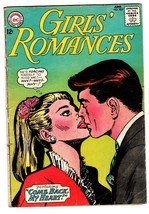 GIRLS' ROMANCES #101 comic book-D.C. ROMANCE vg - $40.35