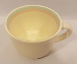 Pfaltzgraff Aura Pattern Coffee Tea Cup Mug - Pink And Blue Stripe (7 Avail) - $9.49