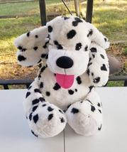 "Converted 24"" Stuffed Animal ""Dalmatian"" Ventriloquist Puppet *Custom * E9 - $15.00"