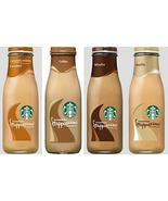 Starbucks Frappuccino Bottled Coffee Drinks (Classic Flavors Variety Pack) - $29.69