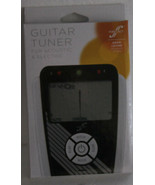 New! First Act Adam Levine Guitar Tuner For Acoustic & Electric - $12.86