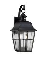 Millhouse 2-Light Outdoor in Mystic Black - $169.99