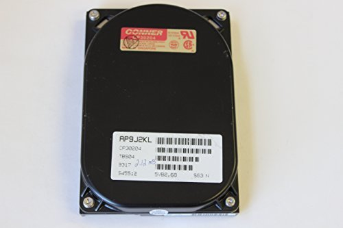 CONNER CP30204 212.6MB IDE 3.5INCH HARD DRIVE
