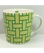 Starbucks Coffee 2006 Green Lawn Chair Motif Collection Mug 16 fl oz Cup - $19.75