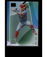 2019 PANINI CHRONICLES STATUS GREEN #13 MIKE TROUT NM-MT ANGELS - $2.96