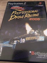 Sony PS2 IHRA Motorsports Professional Drag Racing 2005 image 1